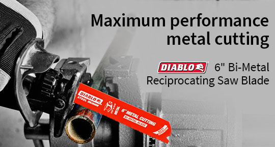Diablo Metal Saw Blade