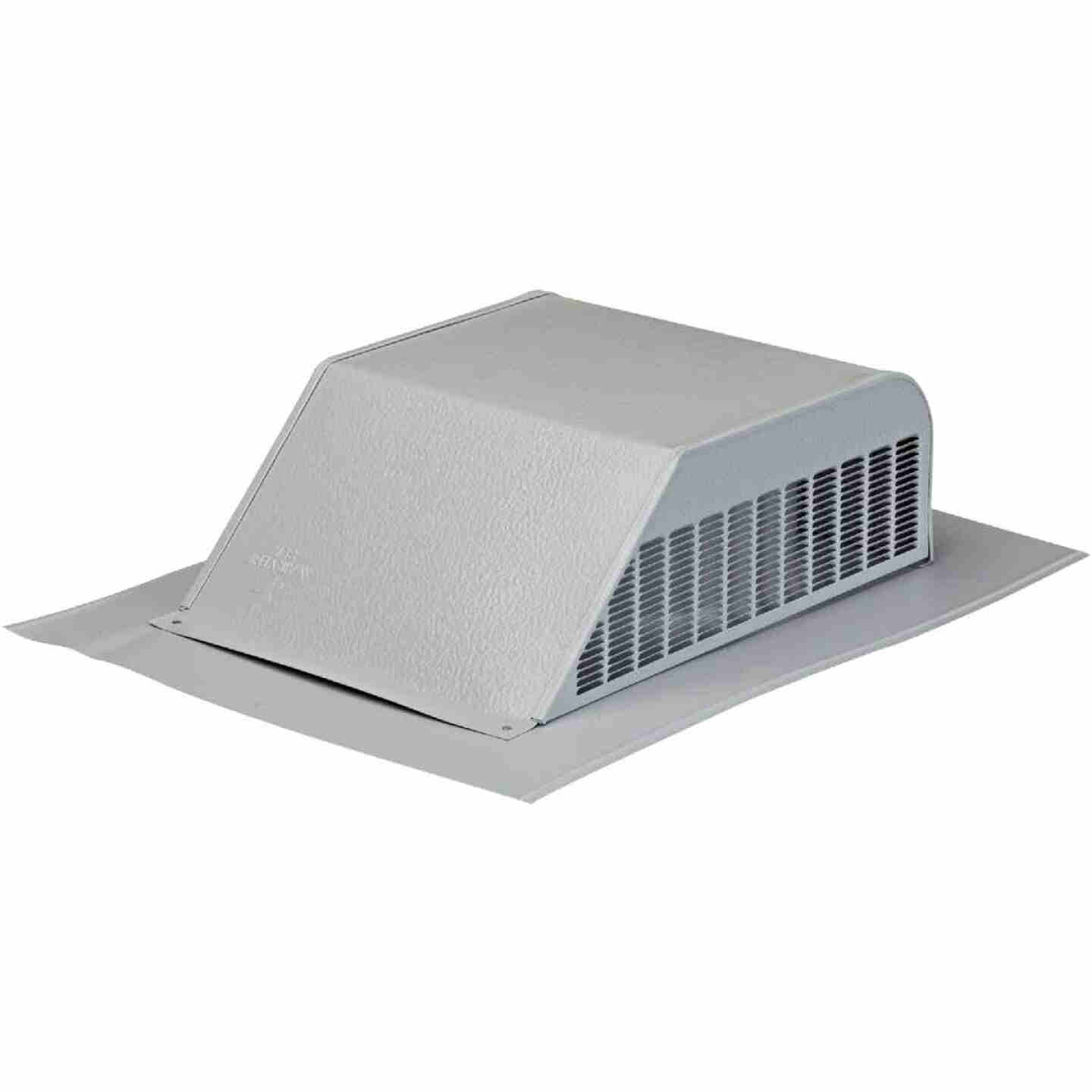 Airhawk 50 In. Gray Aluminum Slant Back Roof Vent Image 1