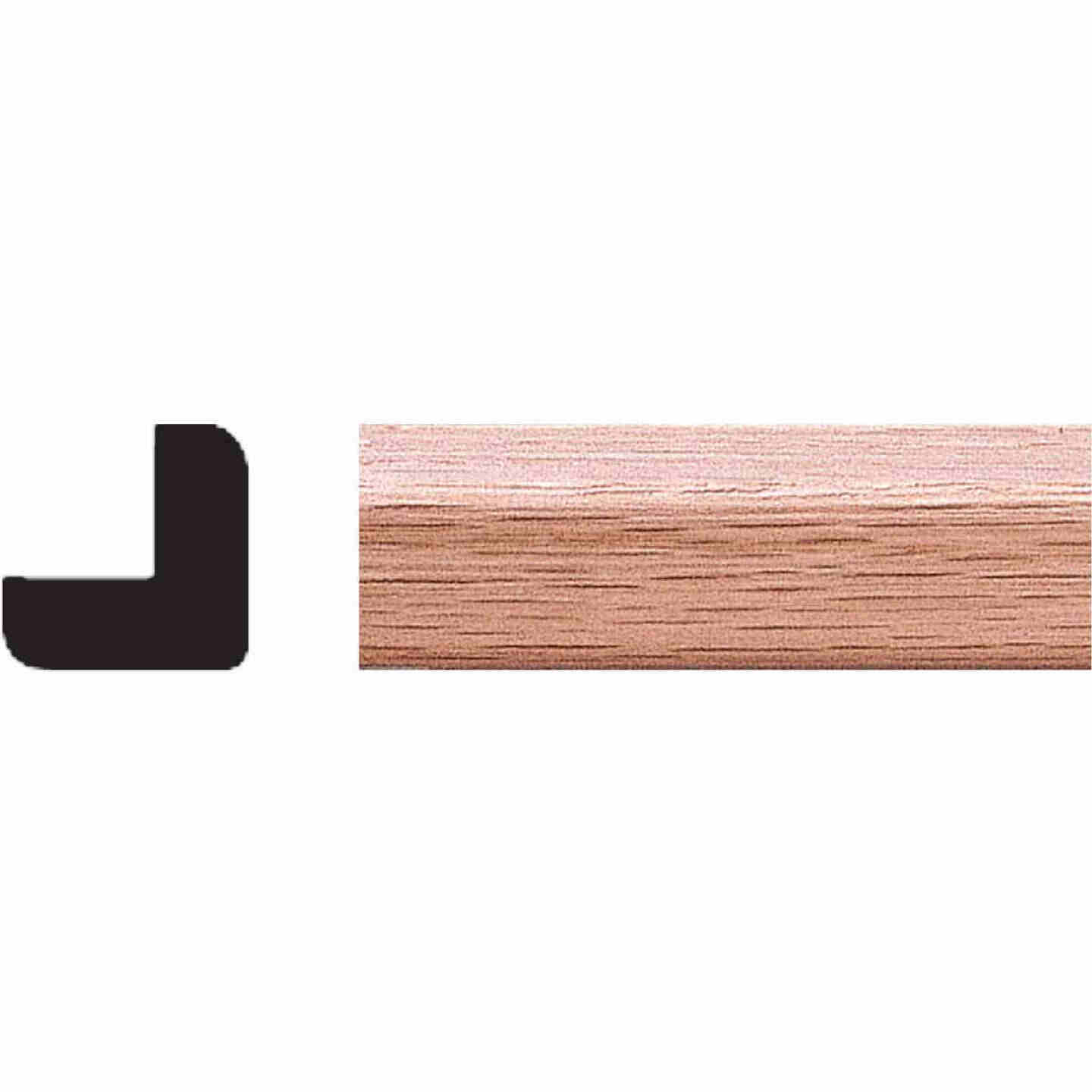 House of Fara 3/4 In. x 3/4 In. x 8 Ft. Solid Red Oak Outside Corner Molding Image 1