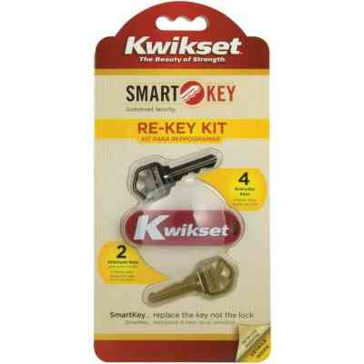 Kwikset Smart Key Re-Key Kit