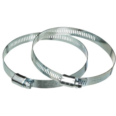 Dundas Jafine 4 In. Metal Duct Clamp