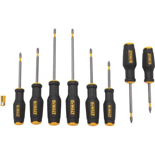 DeWalt MAX FIT Screwdriver Set (8-Piece)