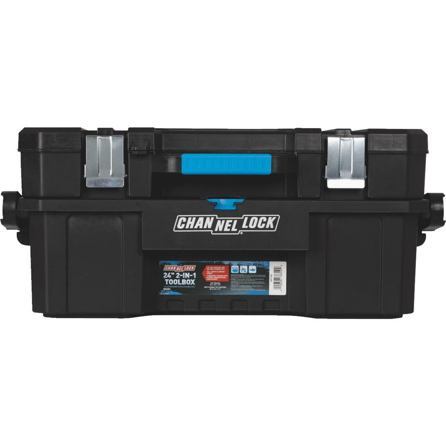 Channellock 24 In. 2-in-1 Toolbox Image 4