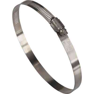Ideal 4 In. - 6 In. 67 All Stainless Steel Hose Clamp