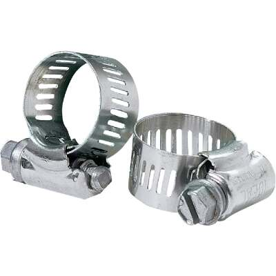 Ideal 3-1/2 In. - 5-1/2 In. 67 All Stainless Steel Hose Clamp