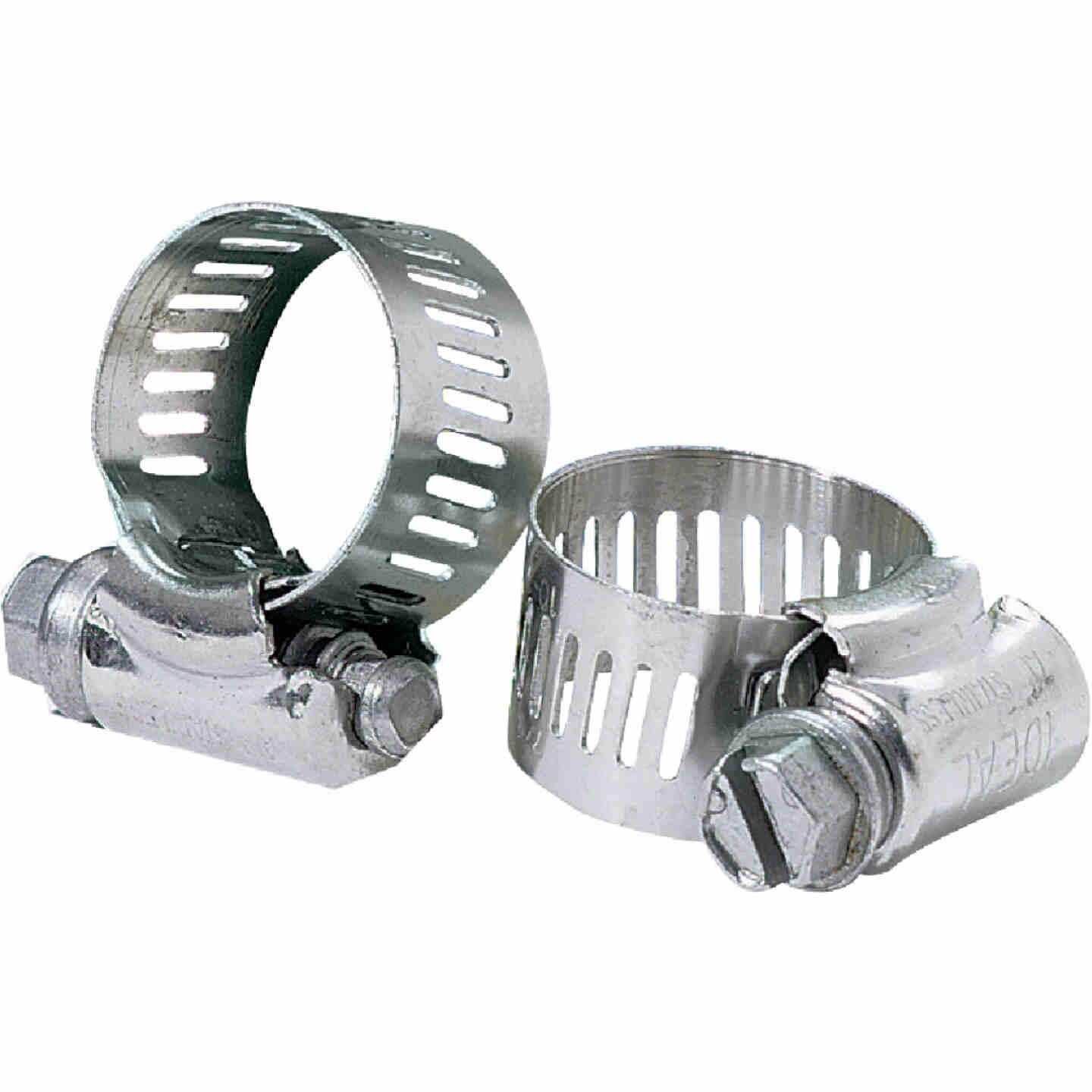 Ideal 3 In. - 4 In. 67 All Stainless Steel Hose Clamp Image 1