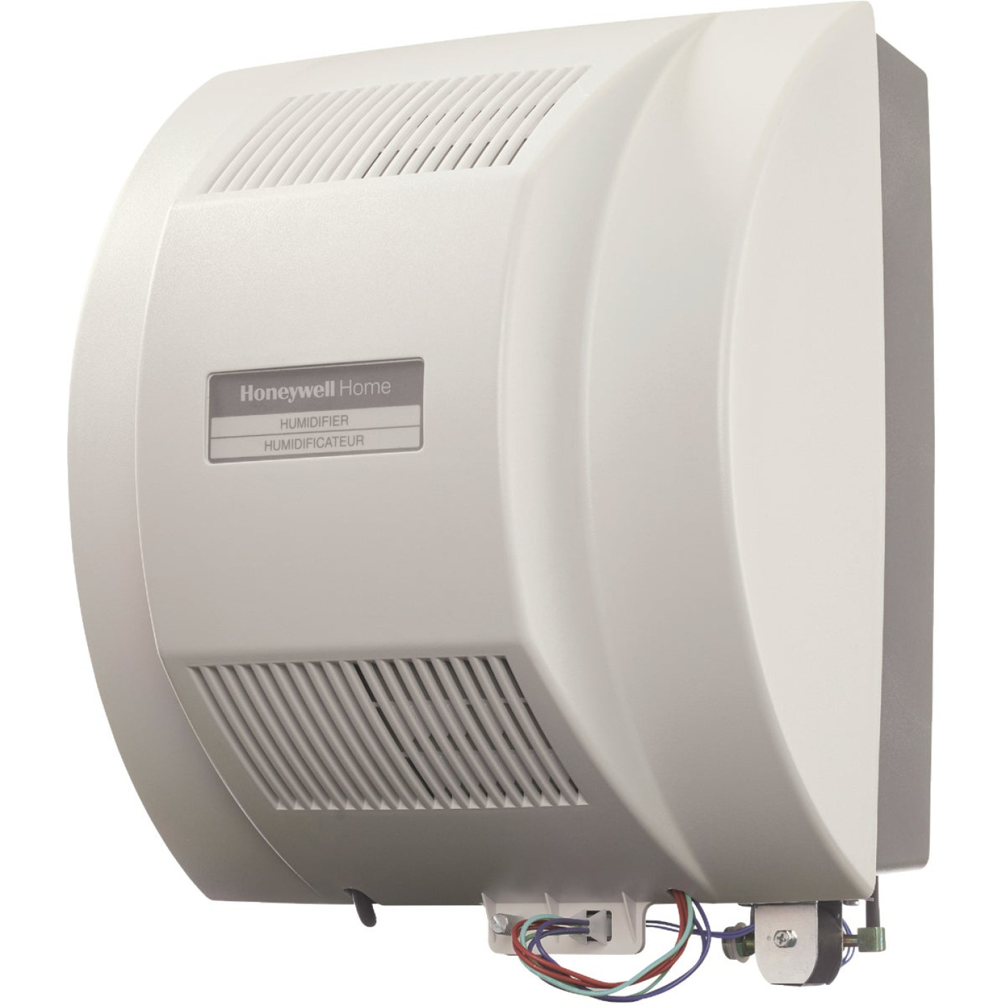 Honeywell Whole House Fan Powered Furnace Humidifier Image 1