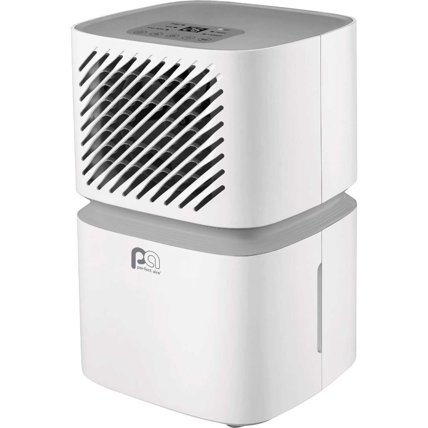 Perfect Aire 8 Pt./Day 101 Sq. Ft. 3-Speed Dehumidifier Image 1