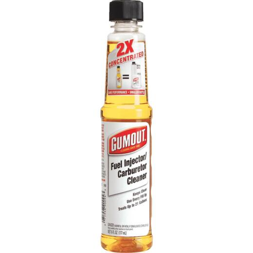 Gumout 6 Oz. Liquid Carburetor Cleaner