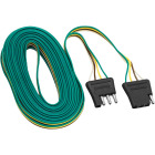 Reese Towpower 4-Flat 24 In. Loop Vehicle/Trailer Connector Set Image 1