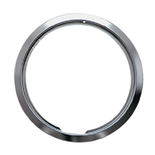 "Range Kleen Style E 8"" Chrome Trim Ring"