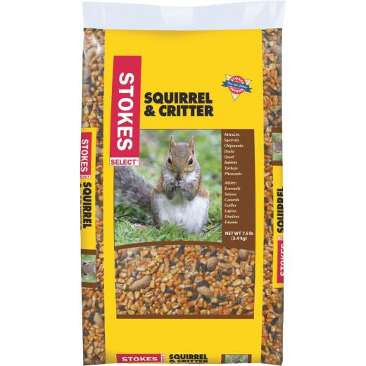 Wild Bird, Squirrel & Critter Supplies
