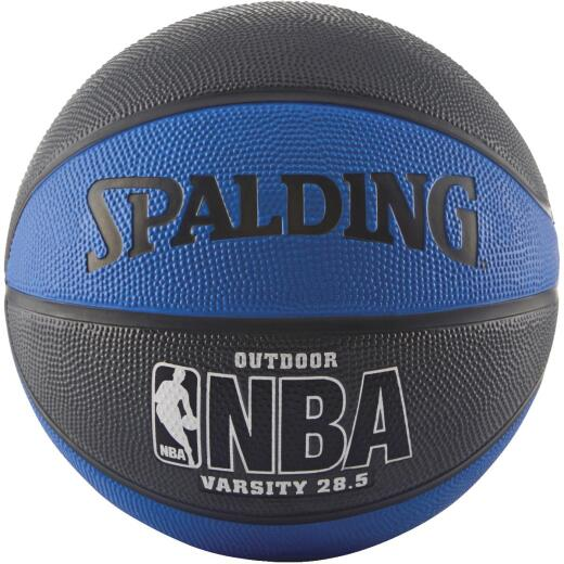 Spalding Outdoor NBA Varsity Basketball, Size 6