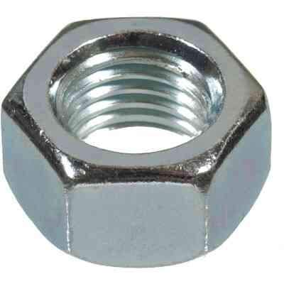 Hillman 3/8 In. 16 tpi Grade 5 Zinc Hex Nuts (100 Ct.)