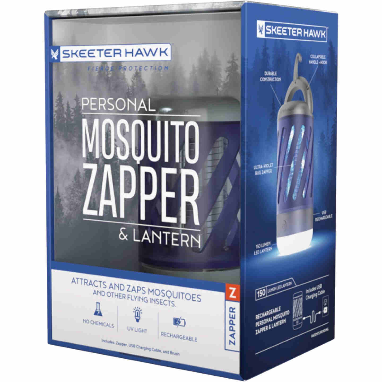 Skeeter Hawk Rechargeable Personal Mosquito Zapper & Lantern Image 2