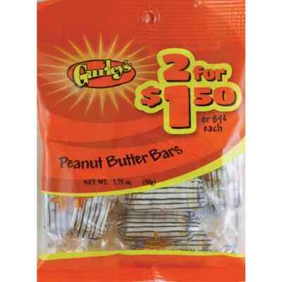 Gurley's 1.75 Oz. Peanut Butter Bars